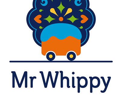 Mr Whippy - Video Restyling marchio