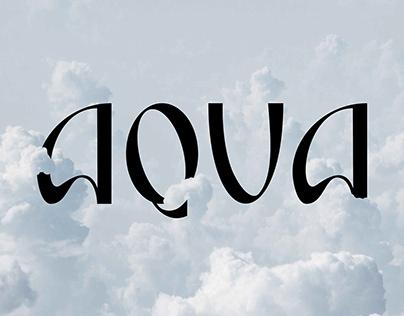AQUA Typedesign