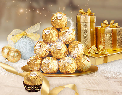 Ferrero Rocher 2019 New Year's Promo Campaign