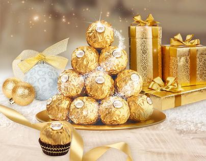 Ferrero Rocher 2019 New Year's Promo Campaign