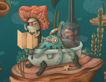 Undersea Pirates