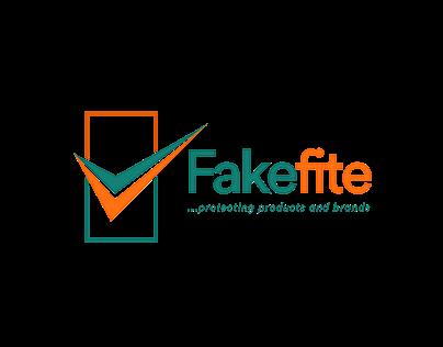 Fakefite Logo Design