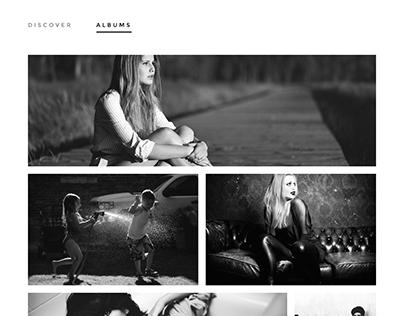 Volta - Creative Photography Portfolio Theme