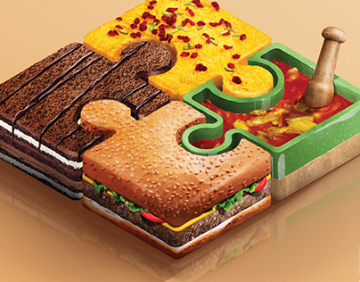 Food puzzle