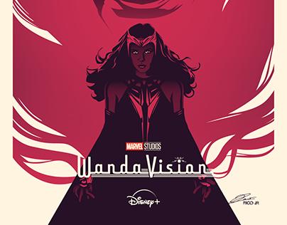 WANDAVISION Poster Art