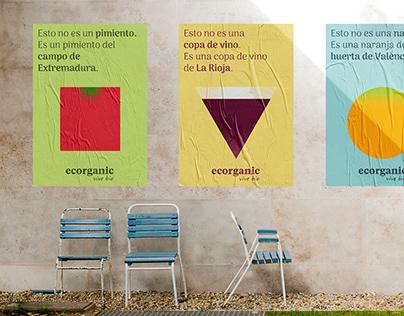 Ecorganic | Branding & Art Direction