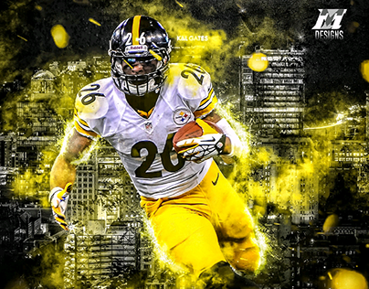 Leveon Bell Graphic