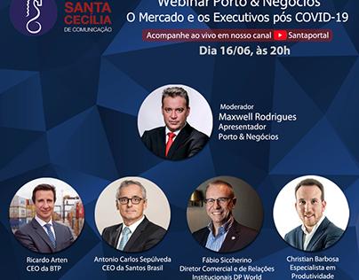 Programa Porto & Negócios - SCTV