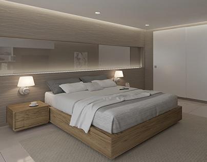 Bedroom 3d Visualizations