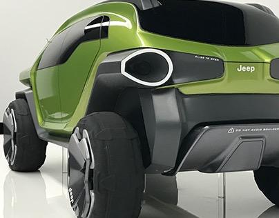 2045 Jeep Modular Concept