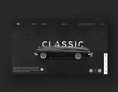 Landing Page -Series