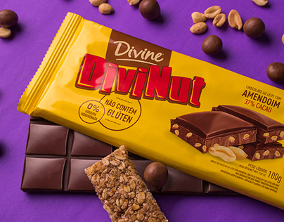 Divine Chocolates - Packaging