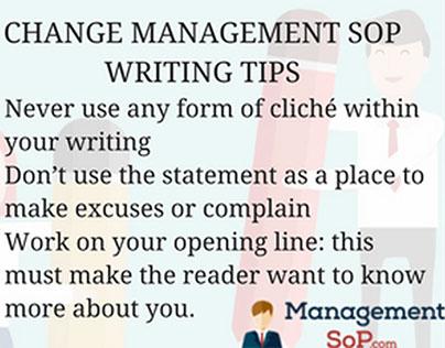 Change Management SoP