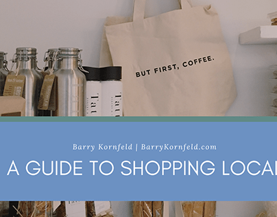 A Guide to Shopping Local