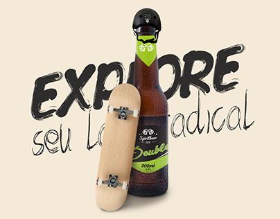 Projeto fictício - Cerveja Spirit