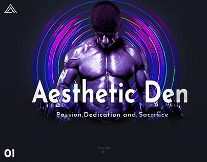 Aesthetic Den Branding