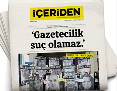 "Amnesty ""İçeriden"" / Amnesty ""The Insiders"" - Gold Lion"