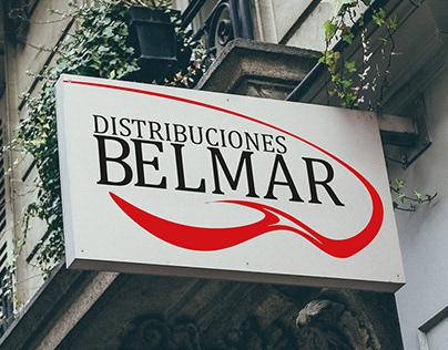 """Branding vehículos """"Distribuciones Belmar"""""""