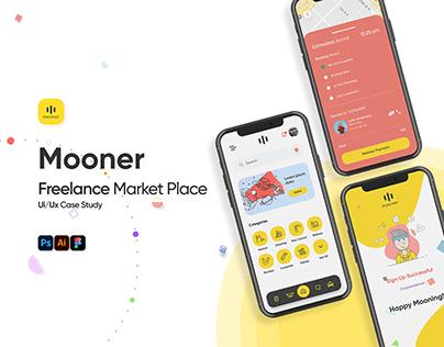 Freelance Market Place - App Ui/Ux Case Study