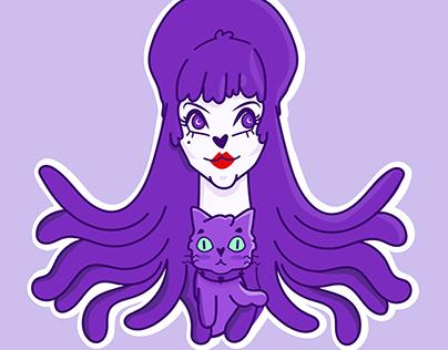Cute Elvira