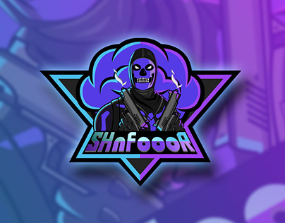 """(SOLD OUT) Gaming Logo Or E-Sports Mascot For """"SHnFoooR"""