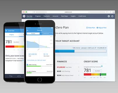 ReadyForZero, Financial Tools