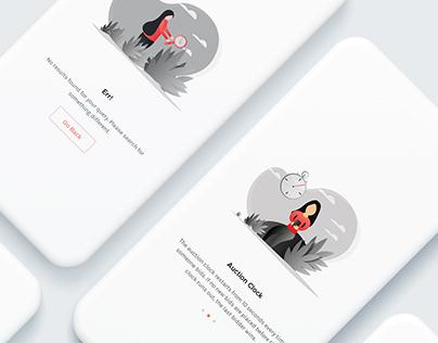 App Illustrations