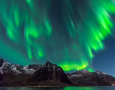 Northern Lights Senja 11/2015