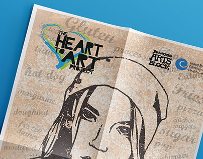 Heart to Art Project Illustration