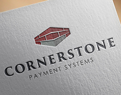 Cornerstone Payment Systems Branding