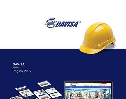 Davisa | Branding book & Página web