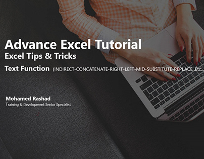 Text Functions in Excel