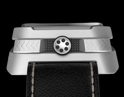 4141 Mechanical Chronographe concept