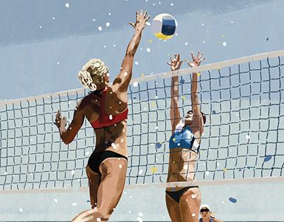Volleyball *