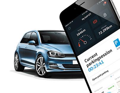 Volkswagen Connected Car