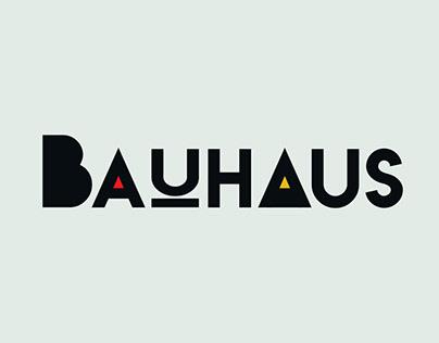 Redesign Bauhaus - Marca de óculos