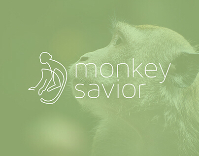 Monkey Savior - Branding