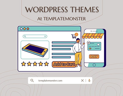 15 Best Premium WordPress Themes at TemplateMonster