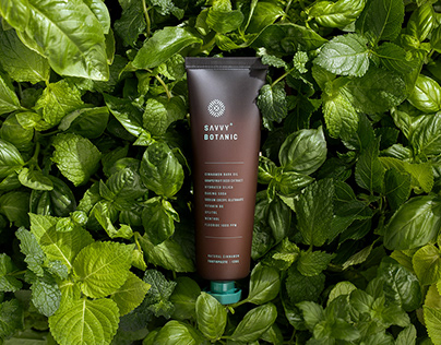 Savvy botanic - Branding