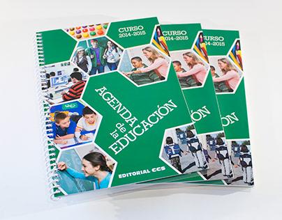 Agenda de la educación Curso 2014 - 2015