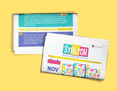 Stretch Series- Supplementary Book