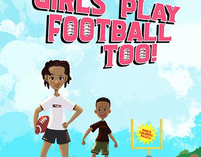 Girls Play Football Too