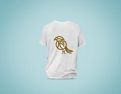 t-shirt golden birt