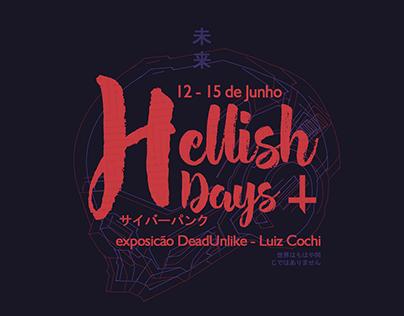 EXPOSIÇÃO / HELLISH DAYS