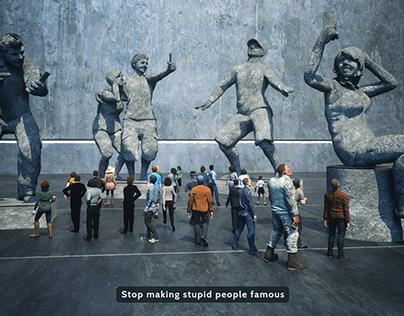 Stop following stupids