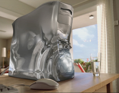 3D Commercials Showreel