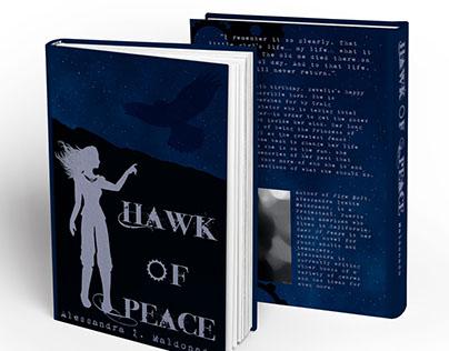 Hawk of Peace | Book Design