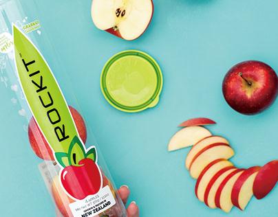 乐淇苹果Rockit Apple合作设计
