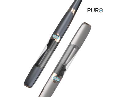 PURO - the new vacuum cleaner generation
