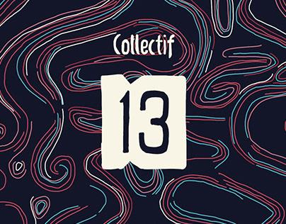Réseau - Collectif 13 - Motion Design